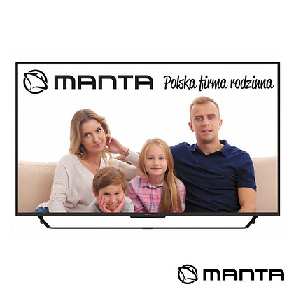 "SMART TV DLED 50"" ULTRA HD USB 2 HDMI ANDROID MANTA"