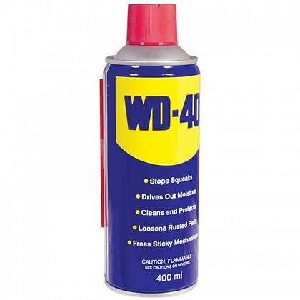 SPRAY MULTIUSOS (380+20ML) WD-40