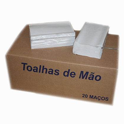 TOALHAS MÃOS 21X23CM (3000 FOLHAS)