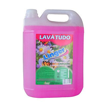 LAVA TUDO FLORAL 5L