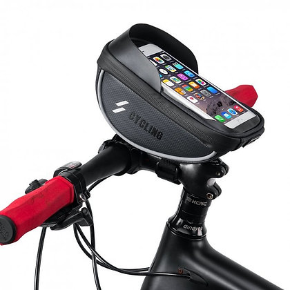 SUPORTE P/SMARTPHONE BICICLETA/MOTO-CX2