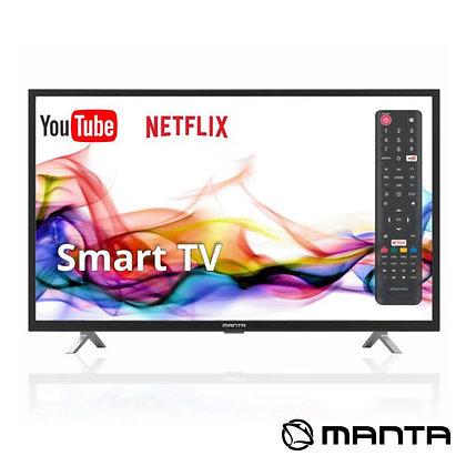 "SMART TV DLED 32"" HD HDMI DVB-T2/T/C MANTA"