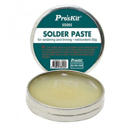 PASTA DE SOLDA PROSKIT 50G 8S005