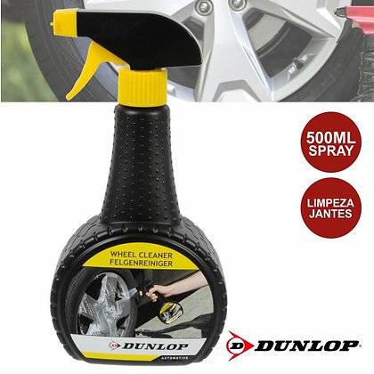 SPRAY DE LIMPEZA PARA JANTES 500ML DUNLOP