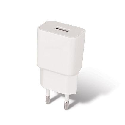 ALIMENTADOR COMUTADO USB 2.1A BRANCO