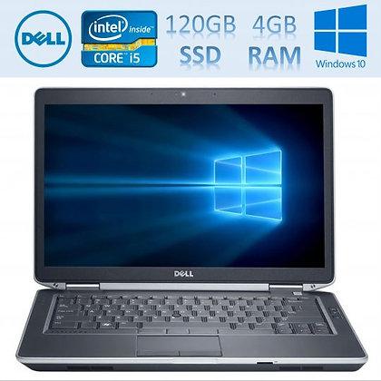 PORTÁTIL DELL LATITUDE E6430 I5-3320M 4GB 120GB SSD 14″