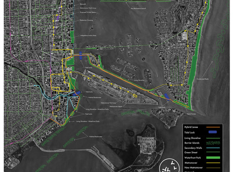 FVS Written Response to the USACE Miami-Dade Back Bay Coastal Storm Risk Management Report