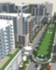 Uptown Maser Plan West Park