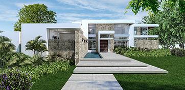 Custom Designed Residence Home in Miami Pinecrest Florida