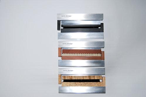 Aufbewahrungsetuis für vinylbrush - Schallplattenbürste