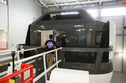 Airbus A350 Training Simulator