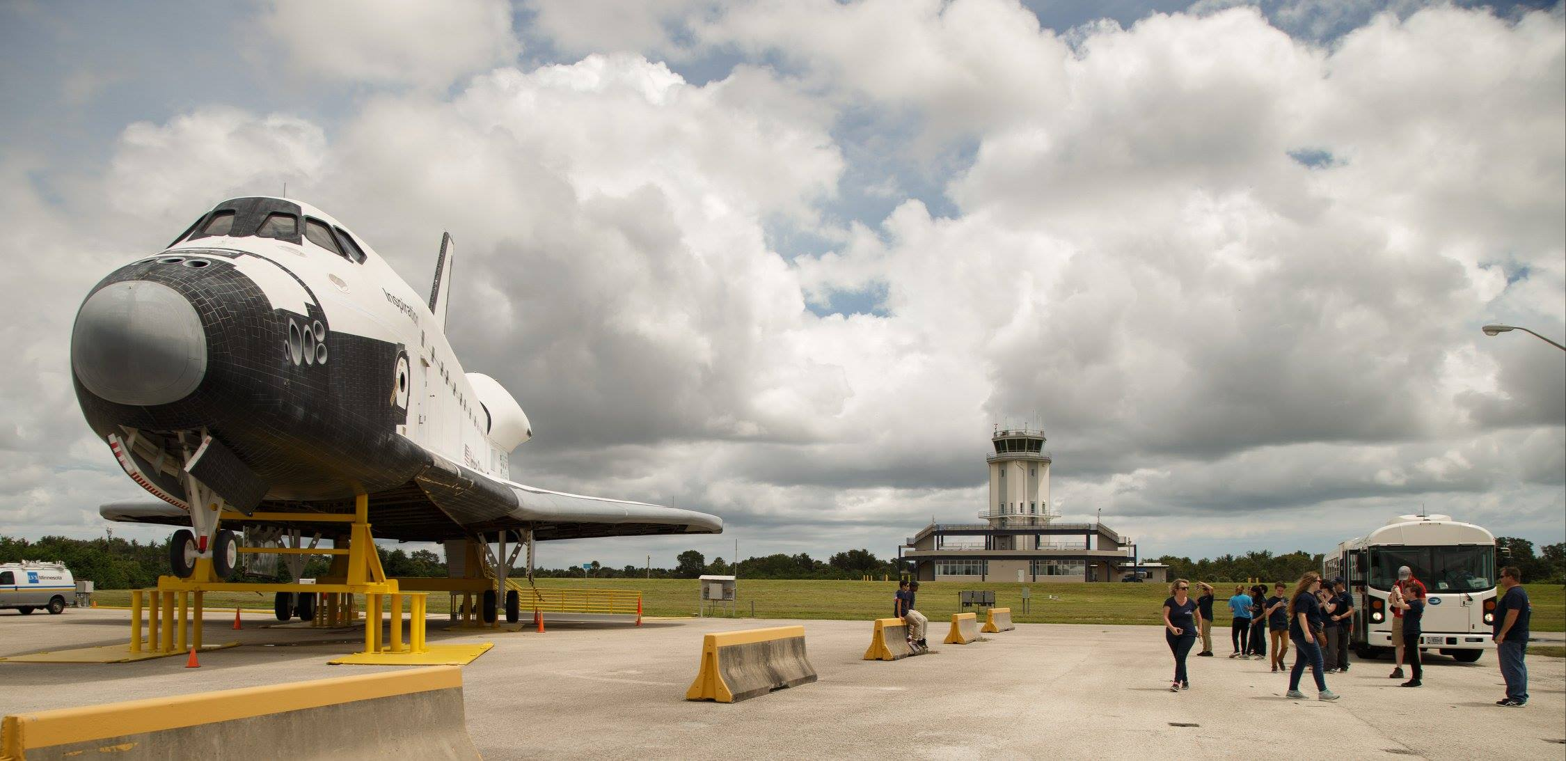 Space Shuttle Landing Facility