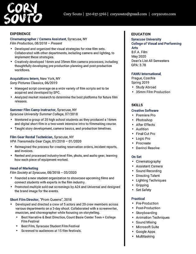 Resume - Cory Souto.png
