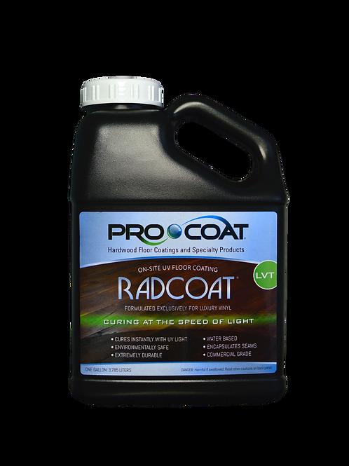 Radcoat® LVT - UV Curable Waterborne Finish