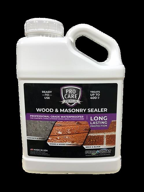 ProCare Wood & Masonry Sealer
