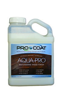 ProCoat Aqua-Pro Sport Wood Finish
