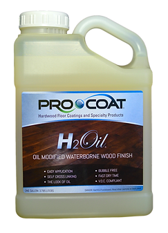 H2Oil Wood Finish