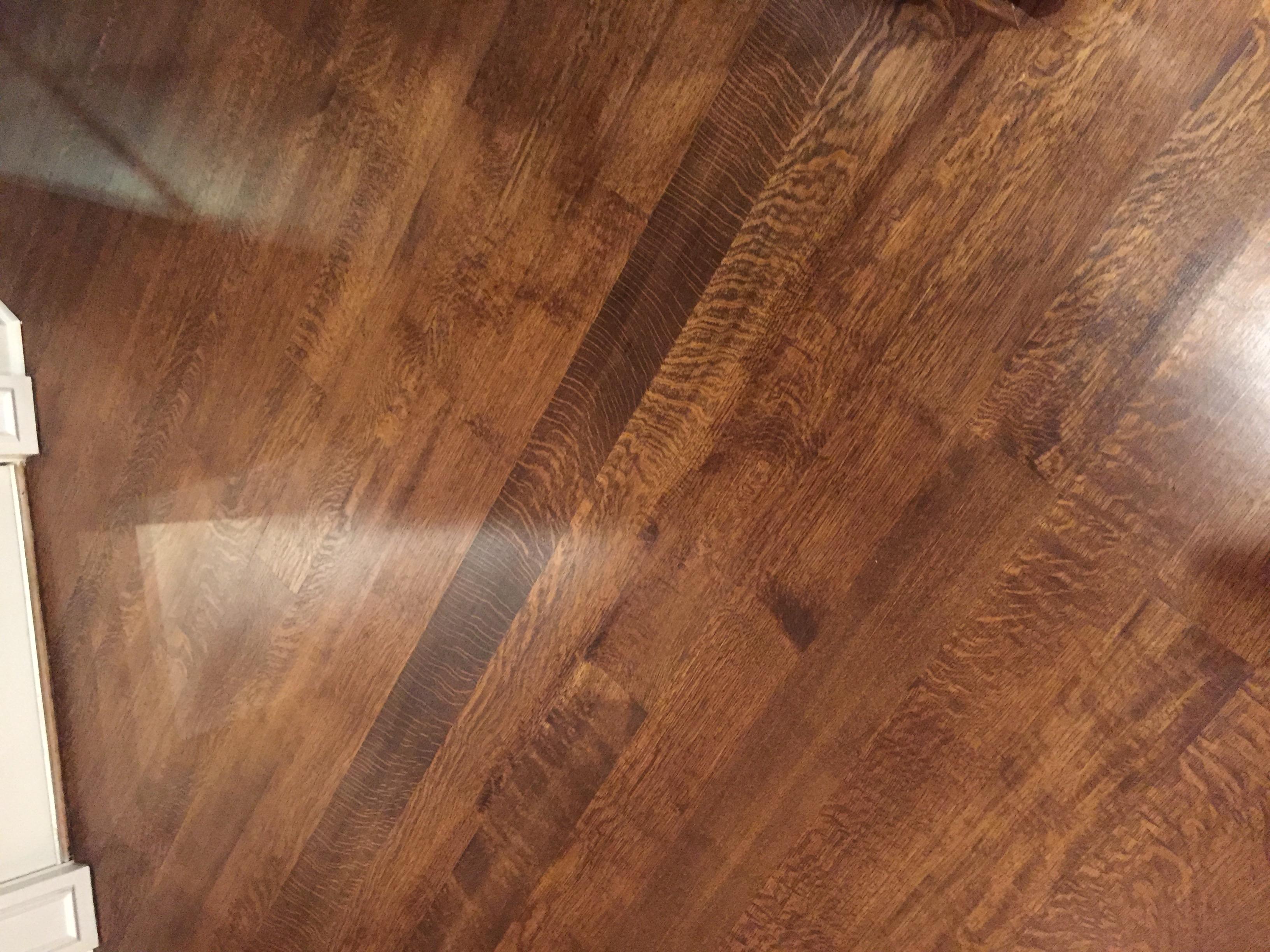 Radcoat Rx- Rift & Quarter White Oak