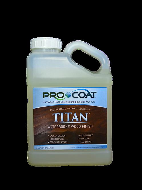 Titan™ - Polycarbonate Waterborne Finish
