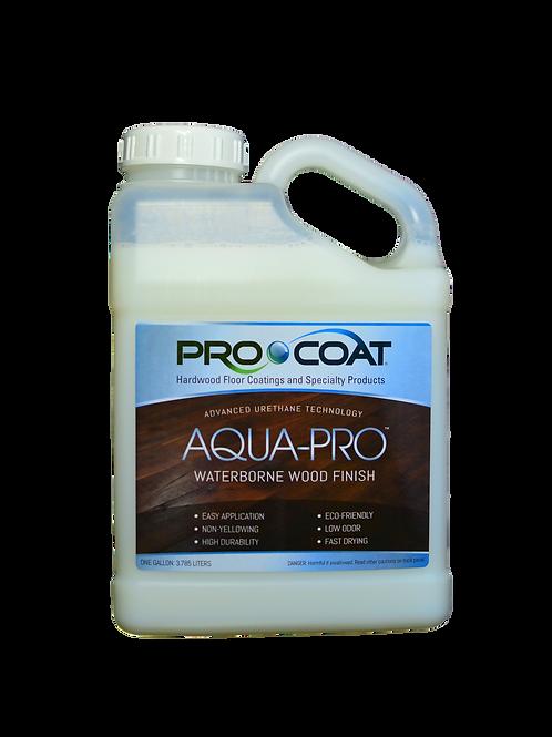 Aqua-Pro™ with Prolink Crosslinker  – Acrylic Urethane Wood Finish