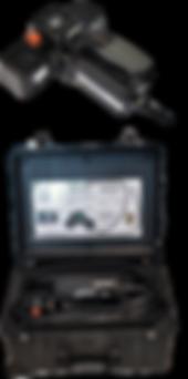 HID Handheld UV Curing Equipment