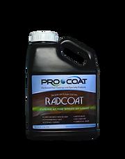 ProCoat Radcoat UV Cured Wood Finish