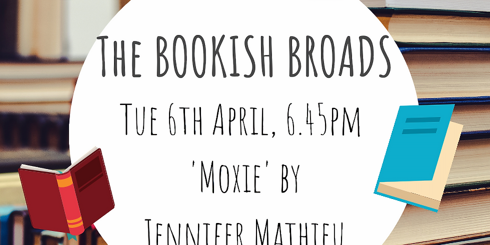 Bookish Broads - April