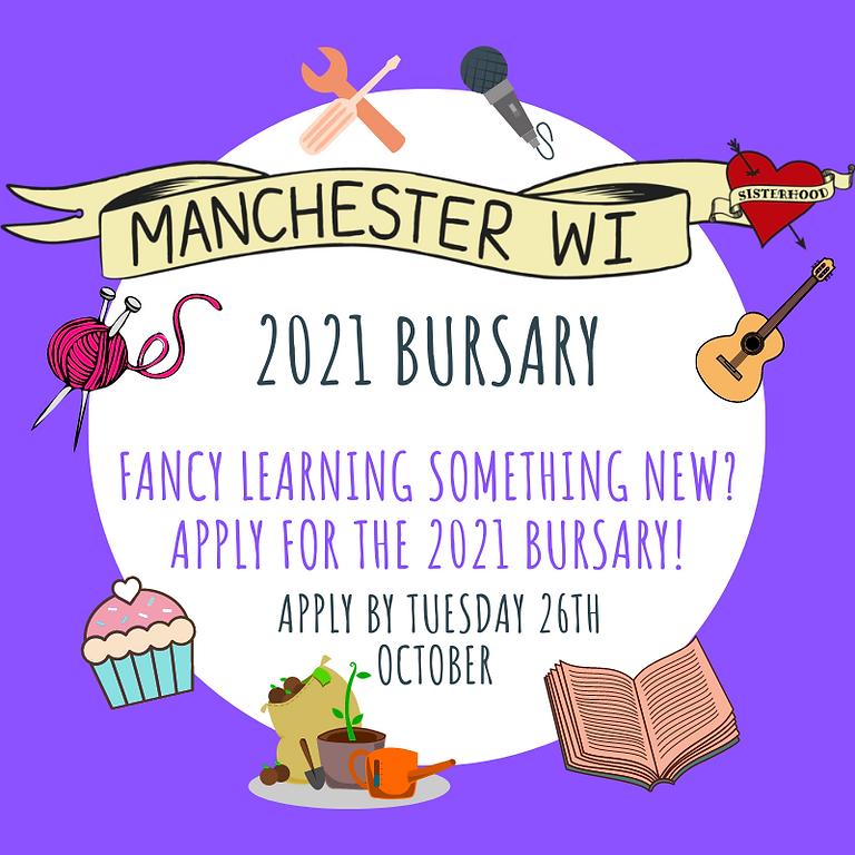 Bursary Application 2021