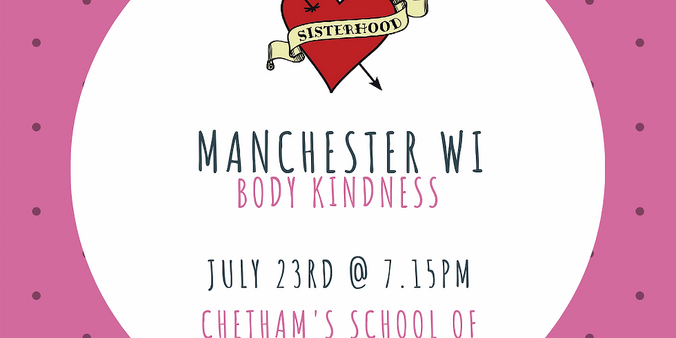 July Meeting: Body Kindness