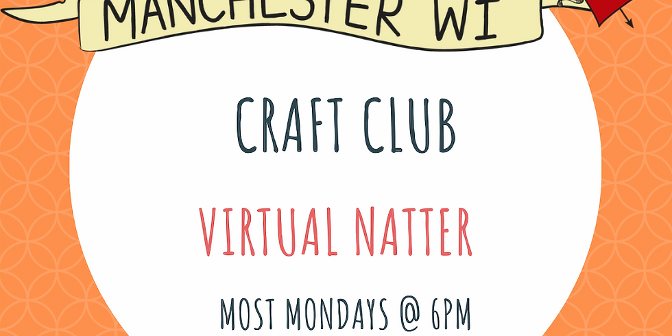 Craft Club: Virtual Natter
