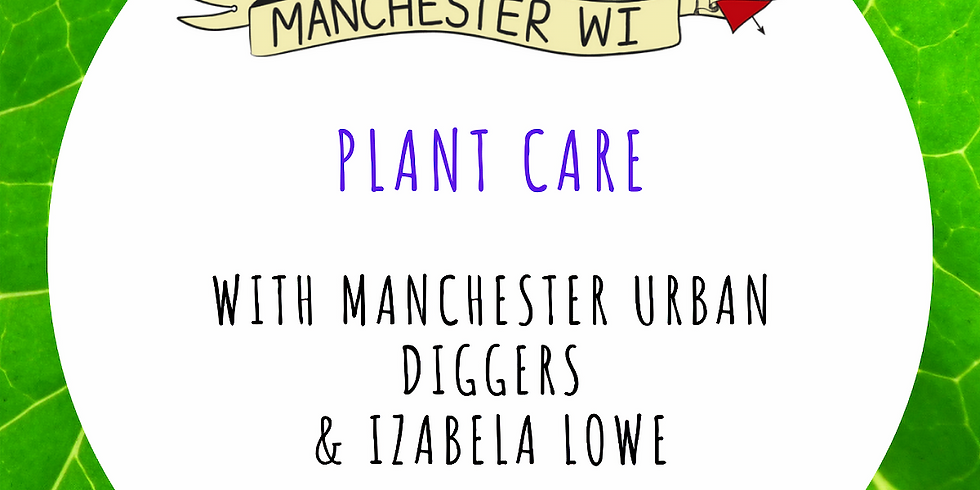 April Main Meeting: Plant care with MUD and Izabela Lowe