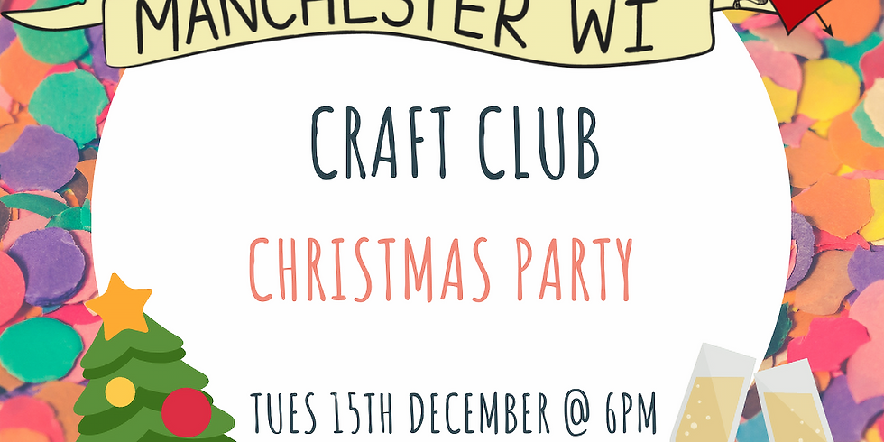 Craft Club: Christmas Social