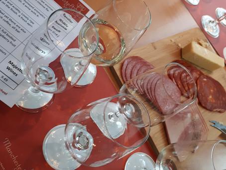 Lady Skillers: Wine Tasting