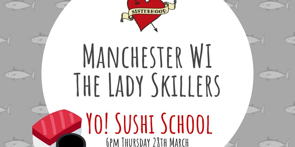 Lady Skillers: Yo! Sushi School