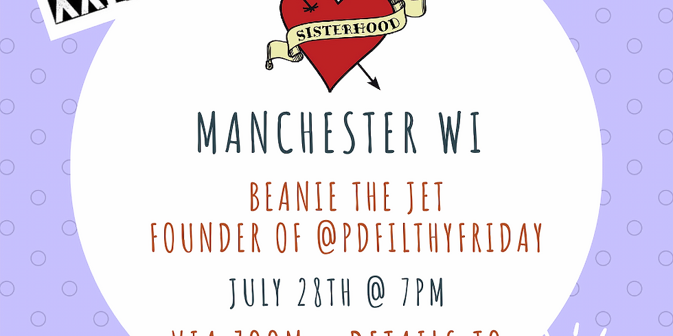 July Meeting - Beanie The Jet