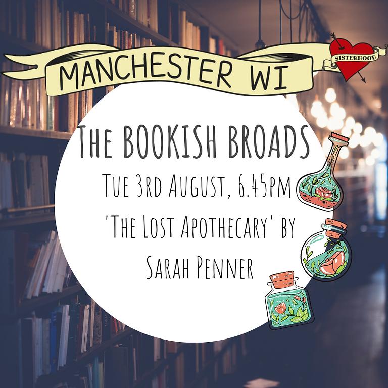 Bookish Broads - August