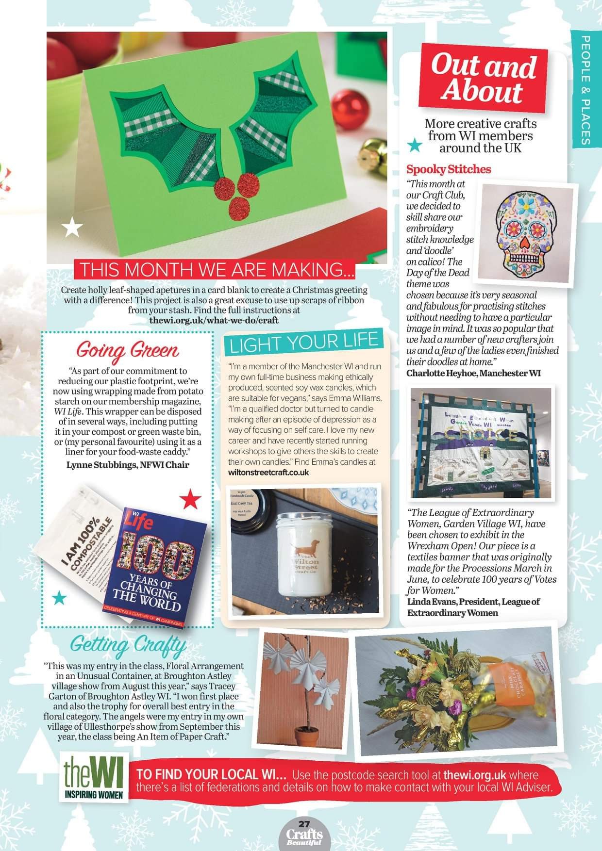 Crafts Beautiful Dec 2018