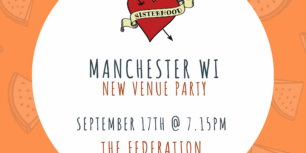 September Meeting: New Venue Party