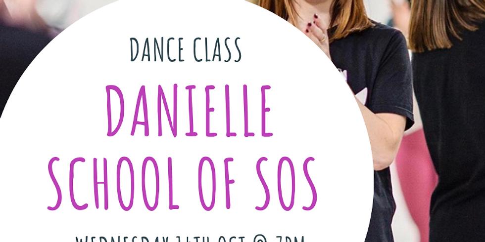 Dance - Danielle from School of SOS