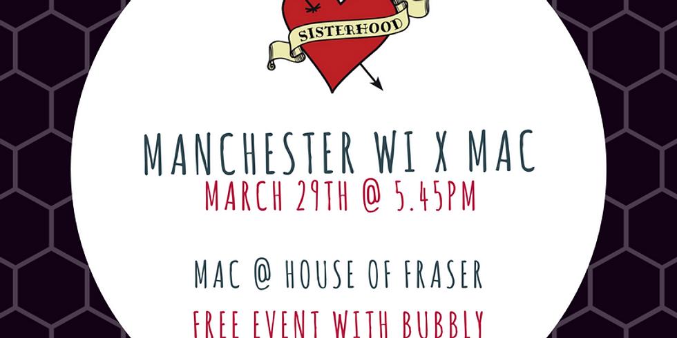 Manchester WI X Mac