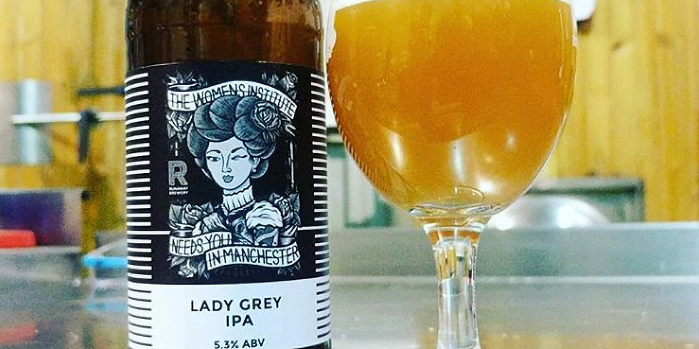 Manchester WI X Runaway Brewery Beer Launch