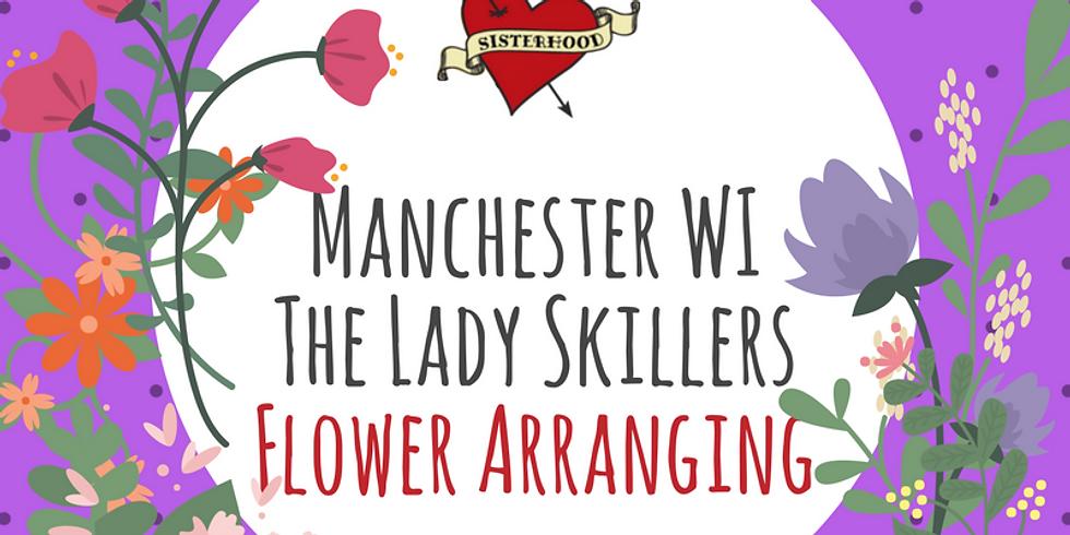 Manchester WI Flower Arranging
