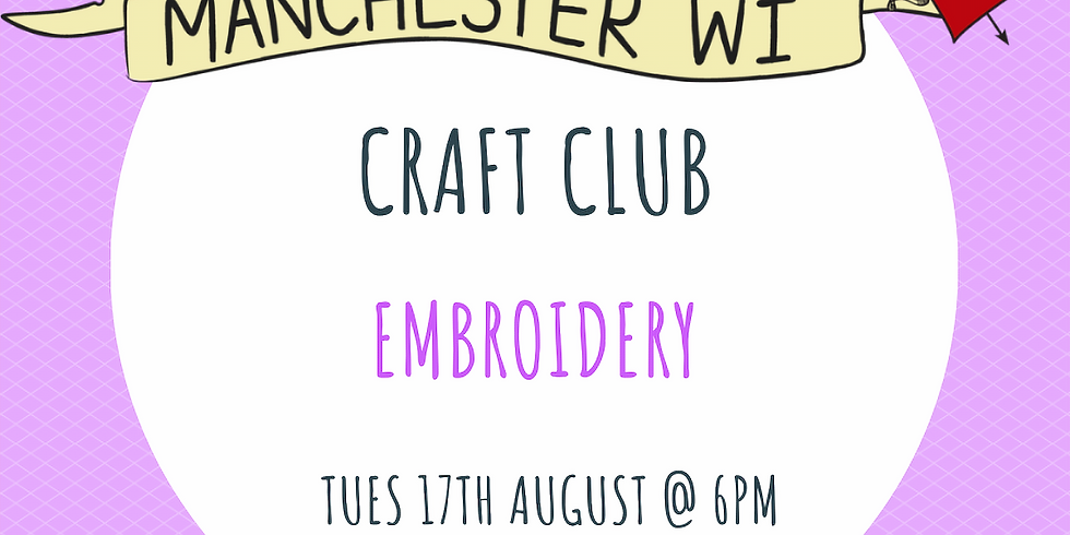 Craft Club : Embroidery
