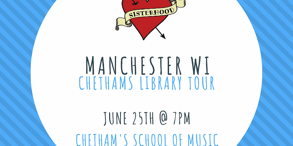 June Meeting: 7pm Chetham's Library Tour