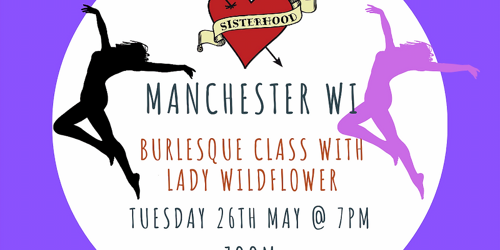 May Meeting - Burlesque