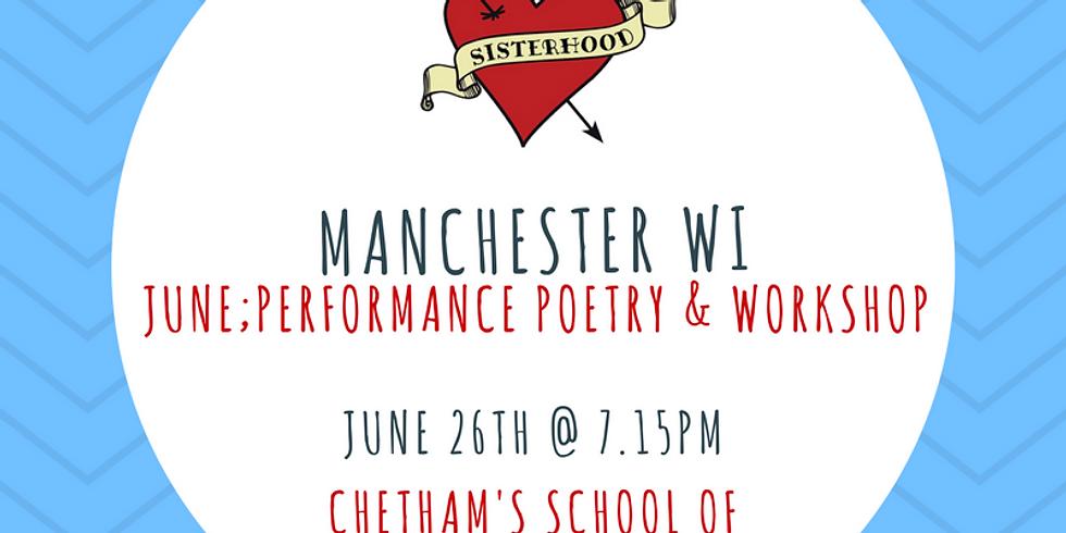 June Meeting: Poetry