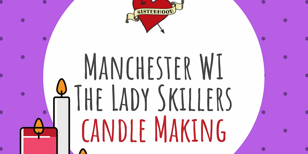 Manchester WI Candle Making