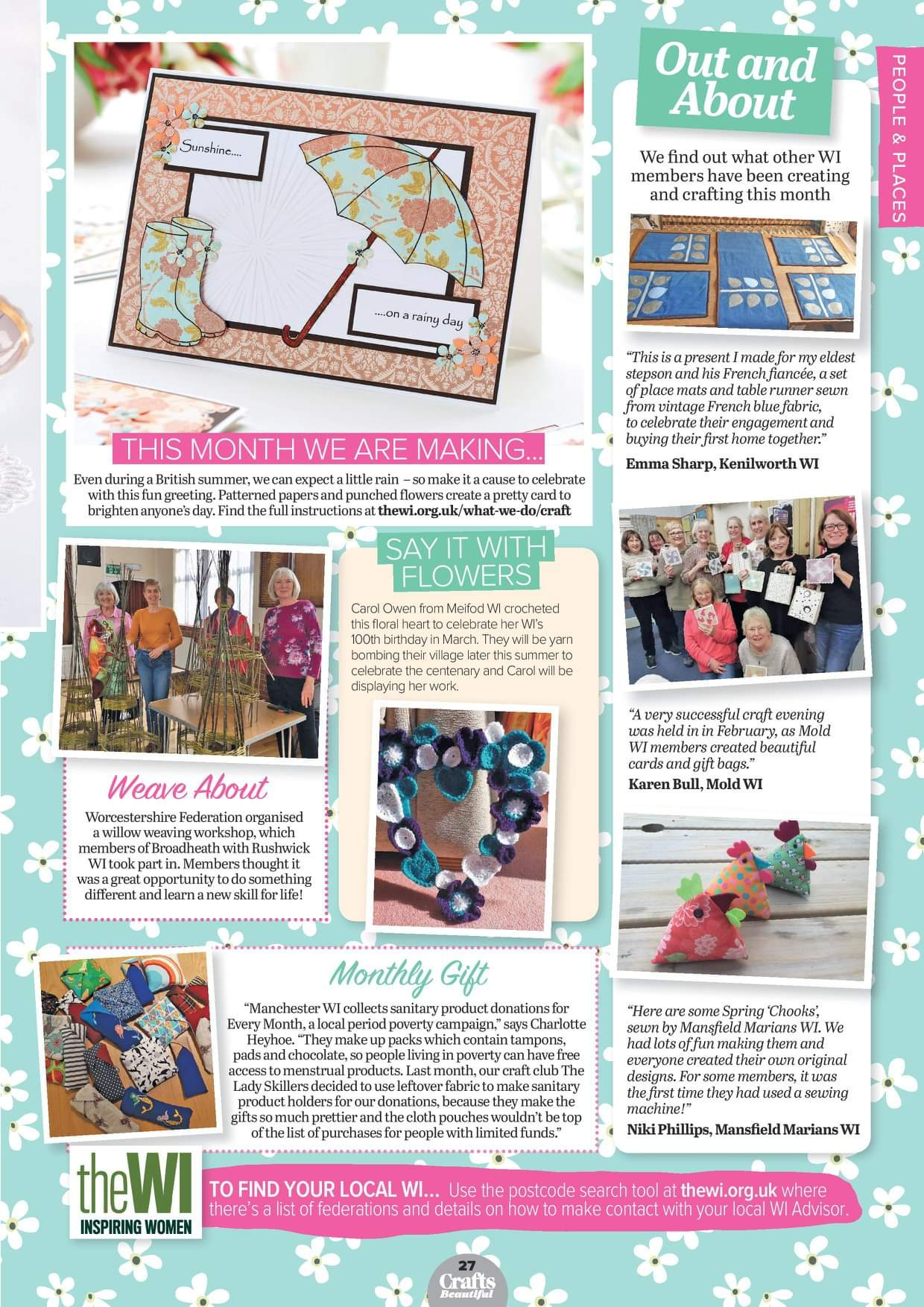 Crafts Beautiful May 2019
