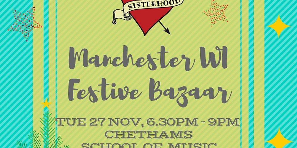 November Meeting: Festive Business Bazaar
