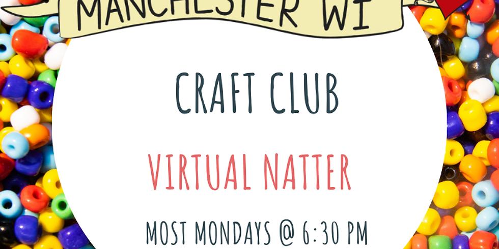 Craft Club: Virtual Natter